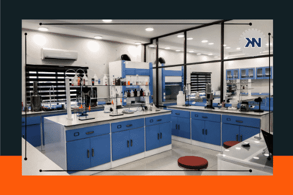 K N Fabrication - Laboratory Furniture and Rack